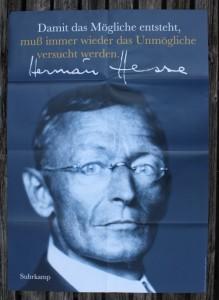 Herman Hesse Plakat