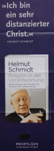 Plakat Religion in der Verantwortung