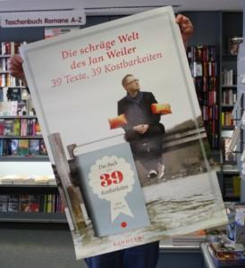 Buchplatat, die schräge Welt des Jan Weiler