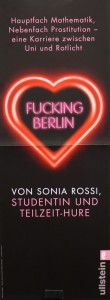Poster Fucking Berlin