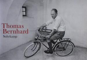 Plakat Thomas Bernhard