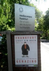 Frankfurt liest ein Buch !