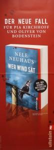 Nele Neuhaus, wer wind sät
