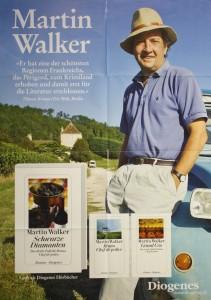 Martin Walker Perigord Krimis