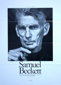 Autorenporträt Beckett