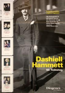 Poster Dashiell Hammett