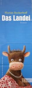 Plakat aus dem Ullstein Verlag