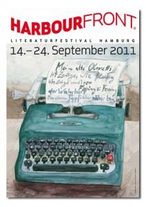 Plakat Harbour Literaturfestival
