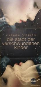 Plakat Stadt der verschwundenen Kinder
