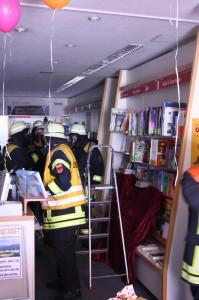Feuerwehr Weilheim im Einsatz