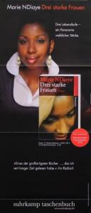 Marie Ndiaye Plakat