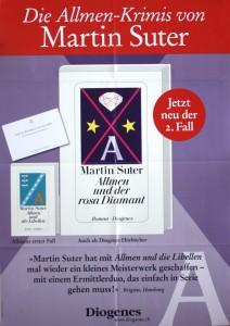 Poster Martin Suter