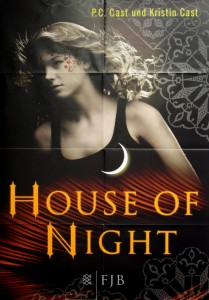 Buchplakat House of Night