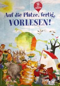 Plakat 50 Jahre Nordsüd