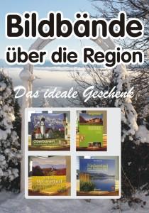 Tolle Bildbände aus der Region